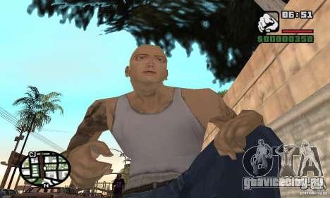 Eminem для GTA San Andreas четвёртый скриншот