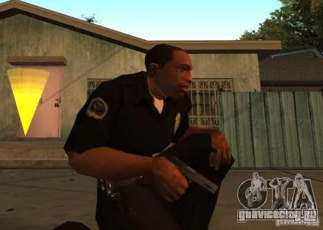 Пак Отечественного Оружия Модернизированный для GTA San Andreas второй скриншот