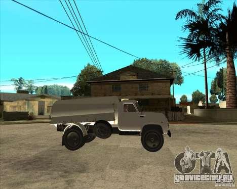 ГАЗ-52 Бензовоз для GTA San Andreas вид справа