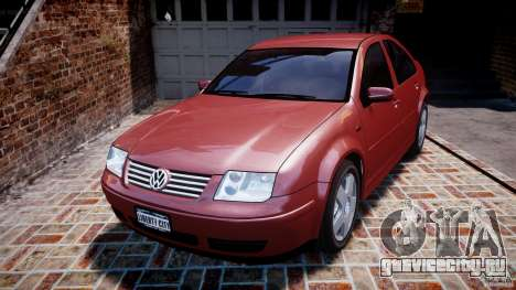 Volkswagen Bora для GTA 4