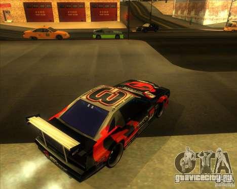 Buffalo D1 для GTA San Andreas вид справа