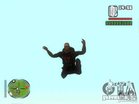 Футболка I Love My IV для GTA San Andreas четвёртый скриншот