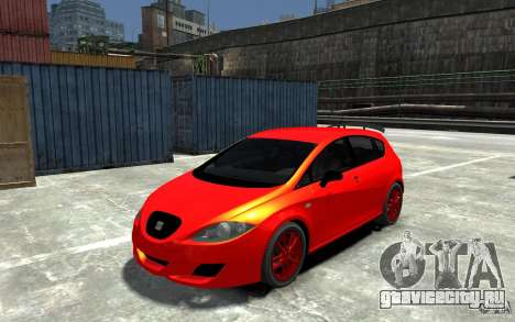 Seat Leon Cupra Light Tuning для GTA 4
