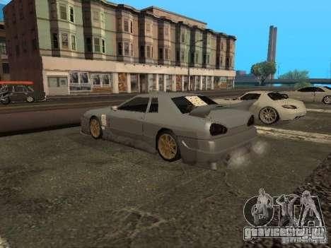 Стандартная Elegy для GTA San Andreas