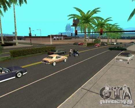GTA 4 Road Las Venturas для GTA San Andreas второй скриншот