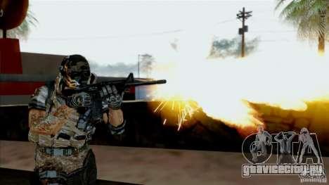 Extreme ENBseries v1.0 для GTA San Andreas седьмой скриншот