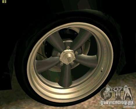 Hotring Racer Tuned для GTA San Andreas колёса