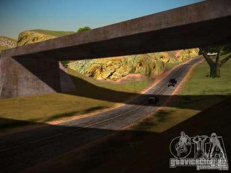 ENBSeries V4 для GTA San Andreas шестой скриншот
