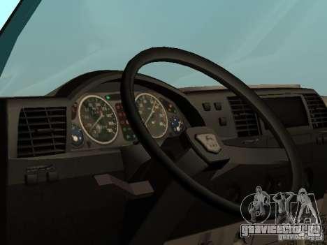 ГАЗ 33021 для GTA San Andreas вид справа