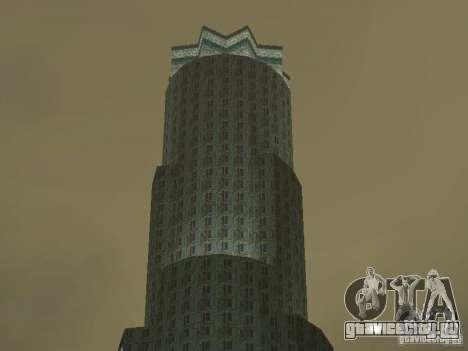 Новые текстуры небоскрёбов LS для GTA San Andreas шестой скриншот
