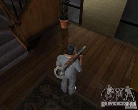Рпг 7 из Battlefield Vietnam для GTA San Andreas третий скриншот