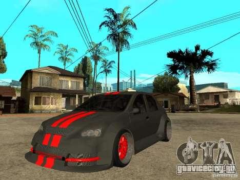 Dacia Logan Tuned для GTA San Andreas