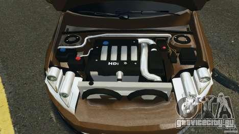 Volkswagen Passat Variant B7 для GTA 4 вид сзади