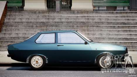 Dacia 1310 Sport v1.3 для GTA 4 вид слева