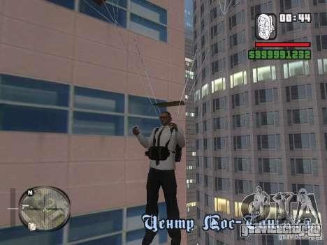 Рубашка с Галстуком для GTA San Andreas пятый скриншот