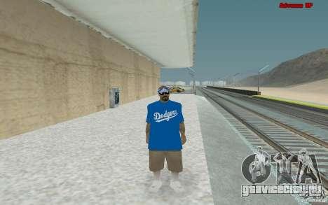 Новые скины для банды Varios Los Aztecas для GTA San Andreas пятый скриншот
