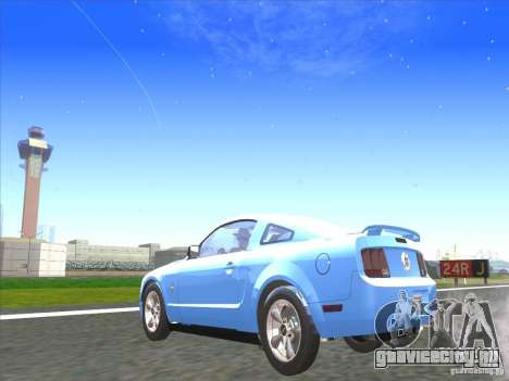 Ford Mustang Pony Edition для GTA San Andreas вид слева