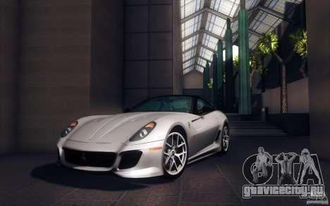 Ferrari 599 GTO 2011 для GTA San Andreas