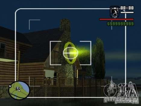 Воздушная поддержка для GTA San Andreas второй скриншот