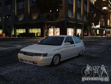 ВАЗ 2112 Купе для GTA 4 салон