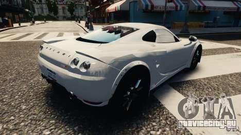 Ascari KZ1 v1.0 для GTA 4 вид слева