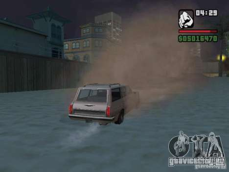 New Realistic Effects для GTA San Andreas девятый скриншот
