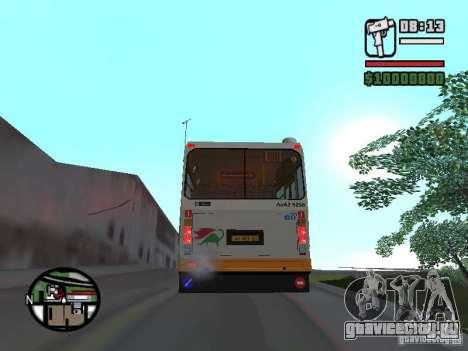 ЛИАЗ 5283.70 для GTA San Andreas вид справа