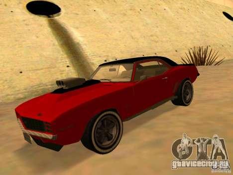 Chevrolet Camaro SS Custom для GTA San Andreas