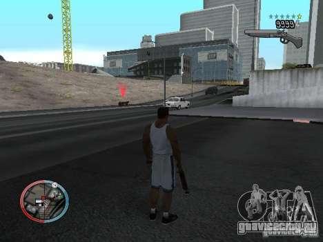 SUPER BIKE MOD для GTA San Andreas третий скриншот