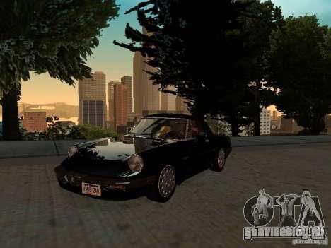 ENBSeries by AlexKlim для GTA San Andreas