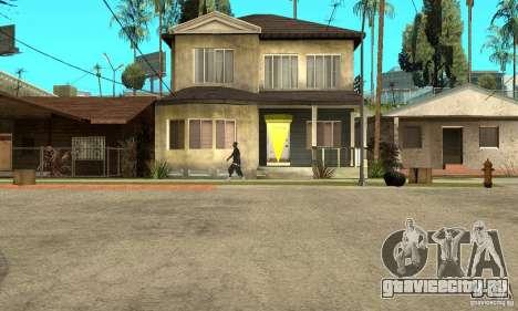 GTA SA Enterable Buildings Mod для GTA San Andreas десятый скриншот