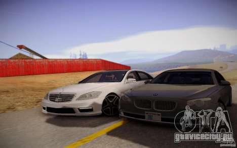 New Graphic by musha для GTA San Andreas второй скриншот