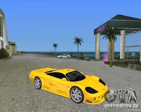 Saleen S7 для GTA Vice City