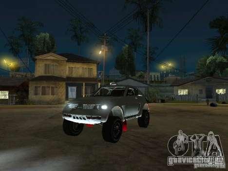 Mitsubishi Pajero EVO MPR11 для GTA San Andreas