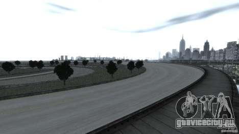 Dakota Track для GTA 4 второй скриншот