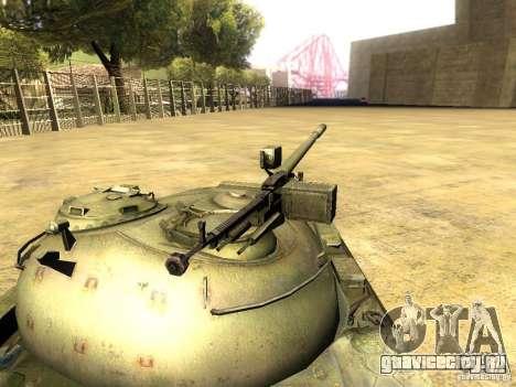 Type 59 V2 для GTA San Andreas вид справа
