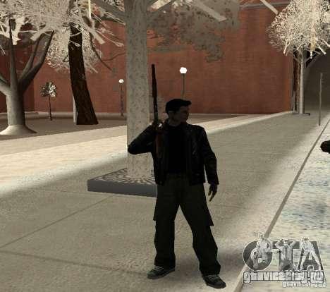 Новые Анимации 2012 для GTA San Andreas