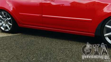 Chevrolet Agile для GTA 4 вид сверху