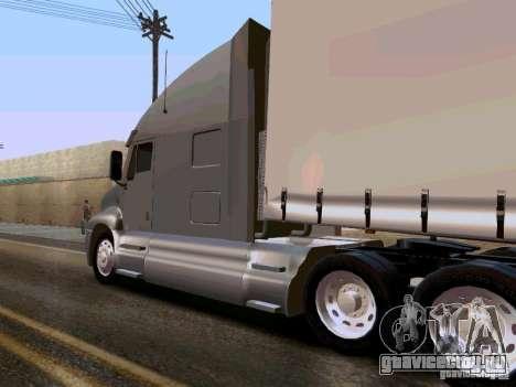 Kenworth T2000 v.2 для GTA San Andreas вид сзади слева