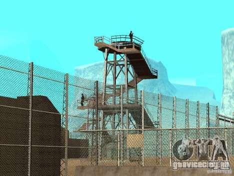 Оживлённая зона 69 для GTA San Andreas пятый скриншот