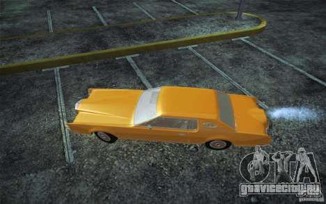 Lincoln Continental Mark IV 1972 для GTA San Andreas вид слева