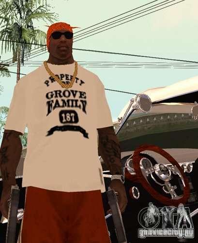 Замена банд, татуировок, одежды и т.п. для GTA San Andreas третий скриншот