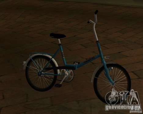Romet Wigry 3 для GTA San Andreas вид справа
