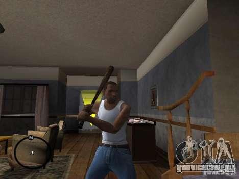 Бита для GTA San Andreas второй скриншот