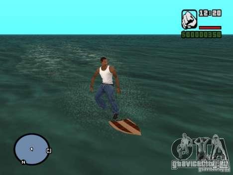 Серф для GTA San Andreas второй скриншот