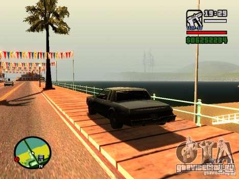 Enbseries для GTA San Andreas четвёртый скриншот