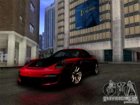 Realistic Graphics HD 2.0 для GTA San Andreas девятый скриншот
