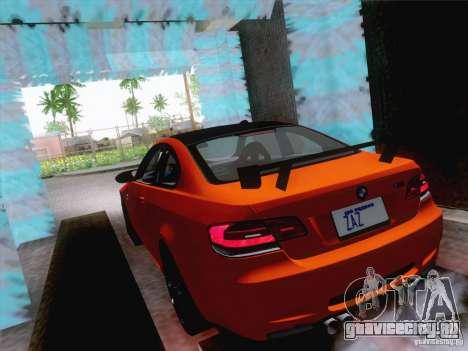 Функциональная автомойка для GTA San Andreas второй скриншот