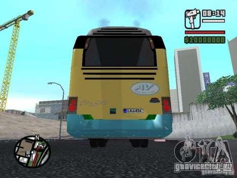 CitySolo 12 для GTA San Andreas вид сзади