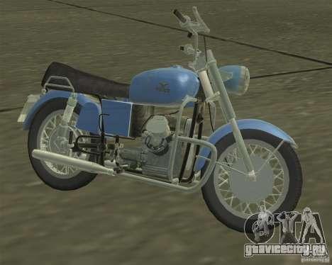 Moto Guzzi 850 GT для GTA San Andreas